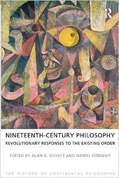 Nineteenth Century Philosophy book cover
