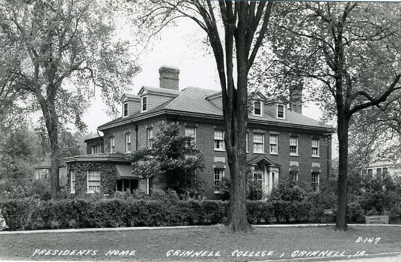 Grinnell House