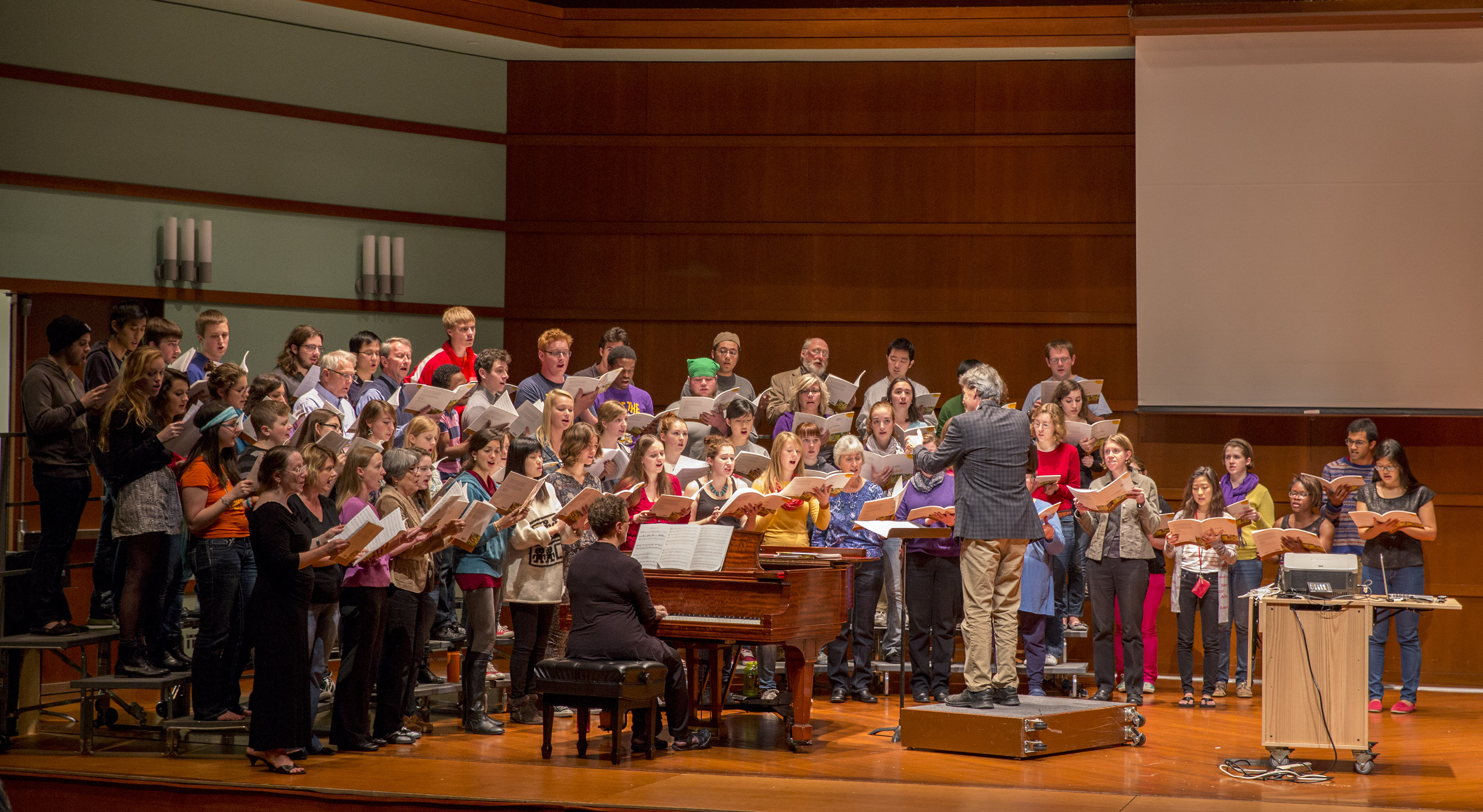 Grinnell Oratorio Society | Grinnell College