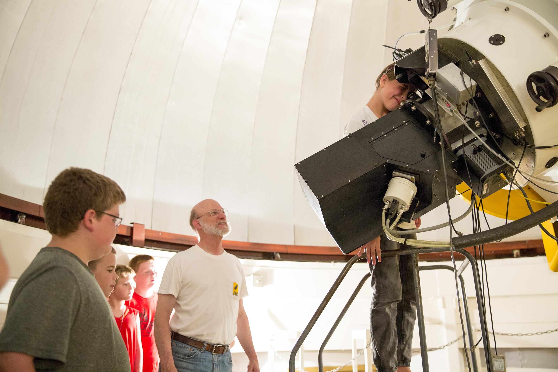 Summer Observatory Program