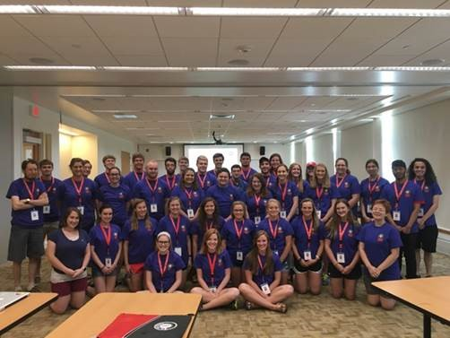 2016-17 AmeriCorps Summer Learning Group Photo