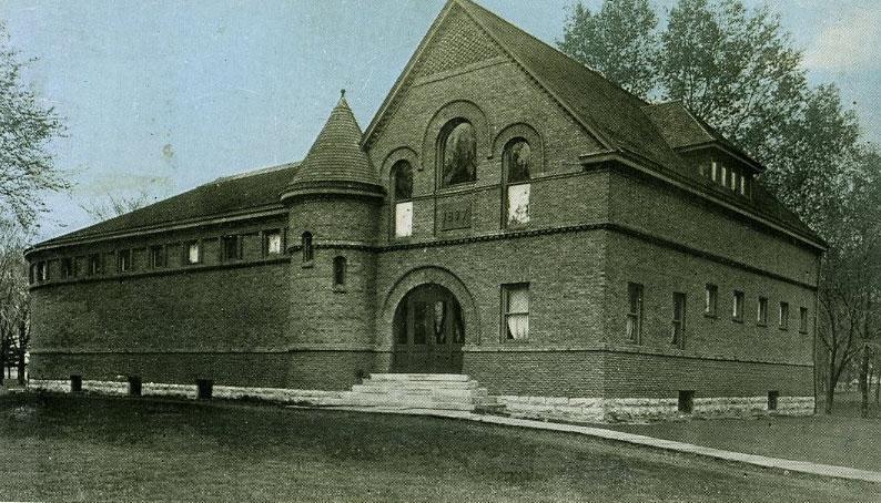 Rand Gymnasium