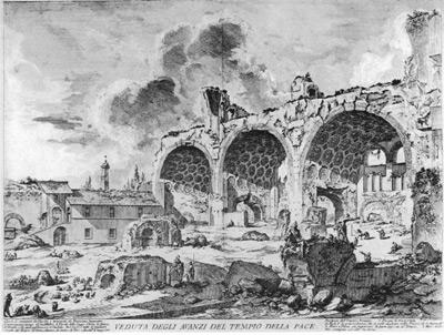 Giovanni Battista Piranesi: Grandeur and Fantasy: Visions and Views of Rome