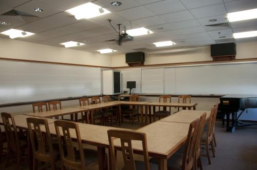 Bucksbaum Classroom 263