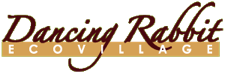 Dancing Rabbit Ecovillage logo