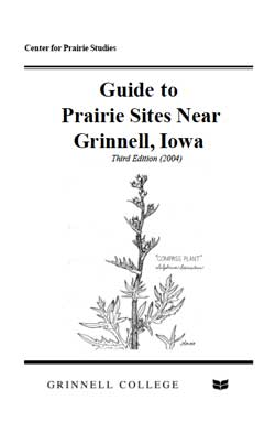Cover of Guide to Prairie Sites Near Grinnell