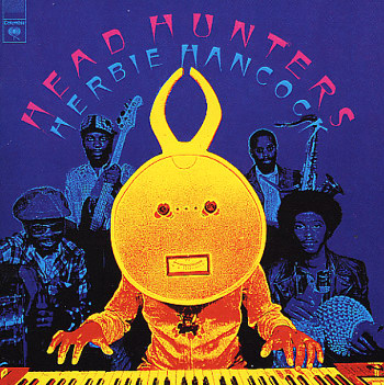Cover of Herbie Hancock's Head Hunters album
