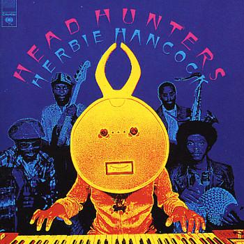 Cover of Herbie Hancock's Head Hunters album