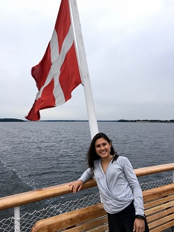 Mimi Sarai is a Grinnell College Global Envoy and studied in Denmark
