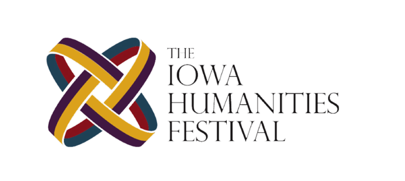 The Iowa Humanities Festival logo