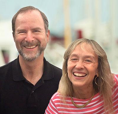 Michael '74 and Virginia Munger Kahn '76