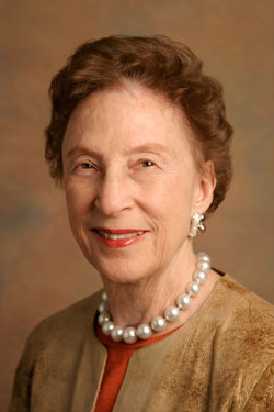 Carolyn 'Kay' Swartz Bucksbaum '51