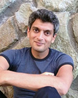 Kazim Ali image