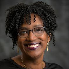 Kesho Scott, associate professor of American studies and sociology
