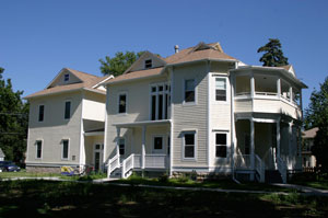 Macy House, Grinnell College