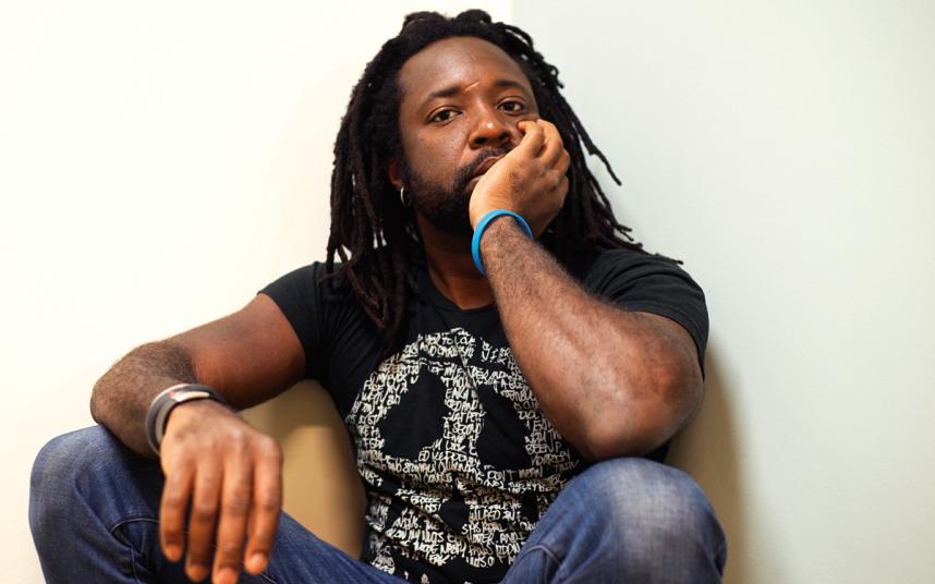 Marlon James image