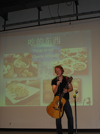 Things to eat presentation