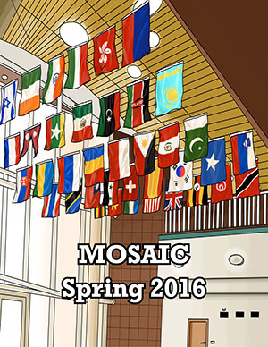 Cover of Mosaic, Spring 2016