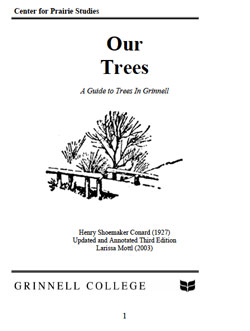 Cover of Our Trees