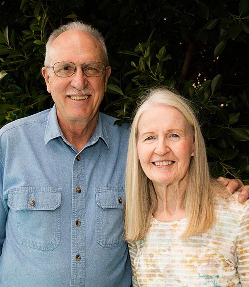 Dr. J. Michael and Linda Bird Powers