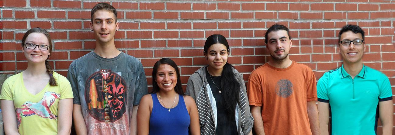 Fall 2014 Spanish Lab Tutors