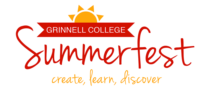 Grinnell College Summerfest: create, learn, discover