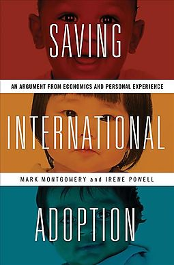 Saving International Adoption book cover