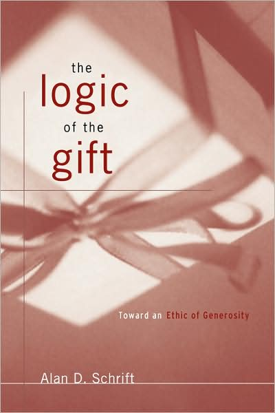 The Logic of the Gift book cover