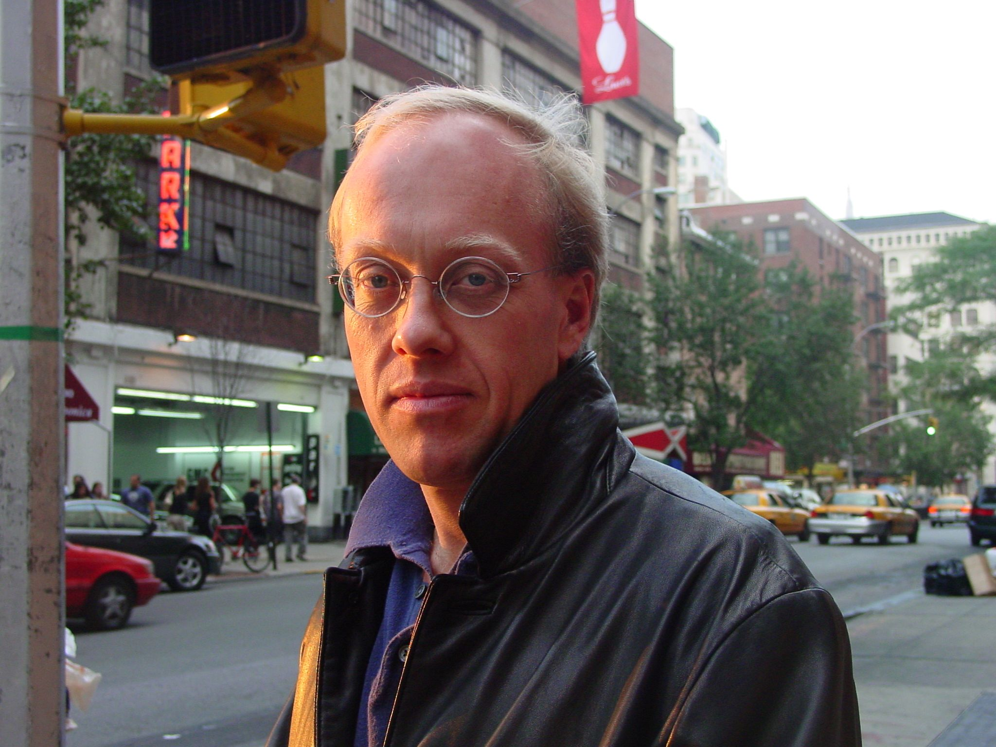 A Century of War: Chris Hedges | Grinnell College
