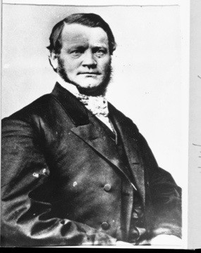 Portrait of J. B. Grinnell