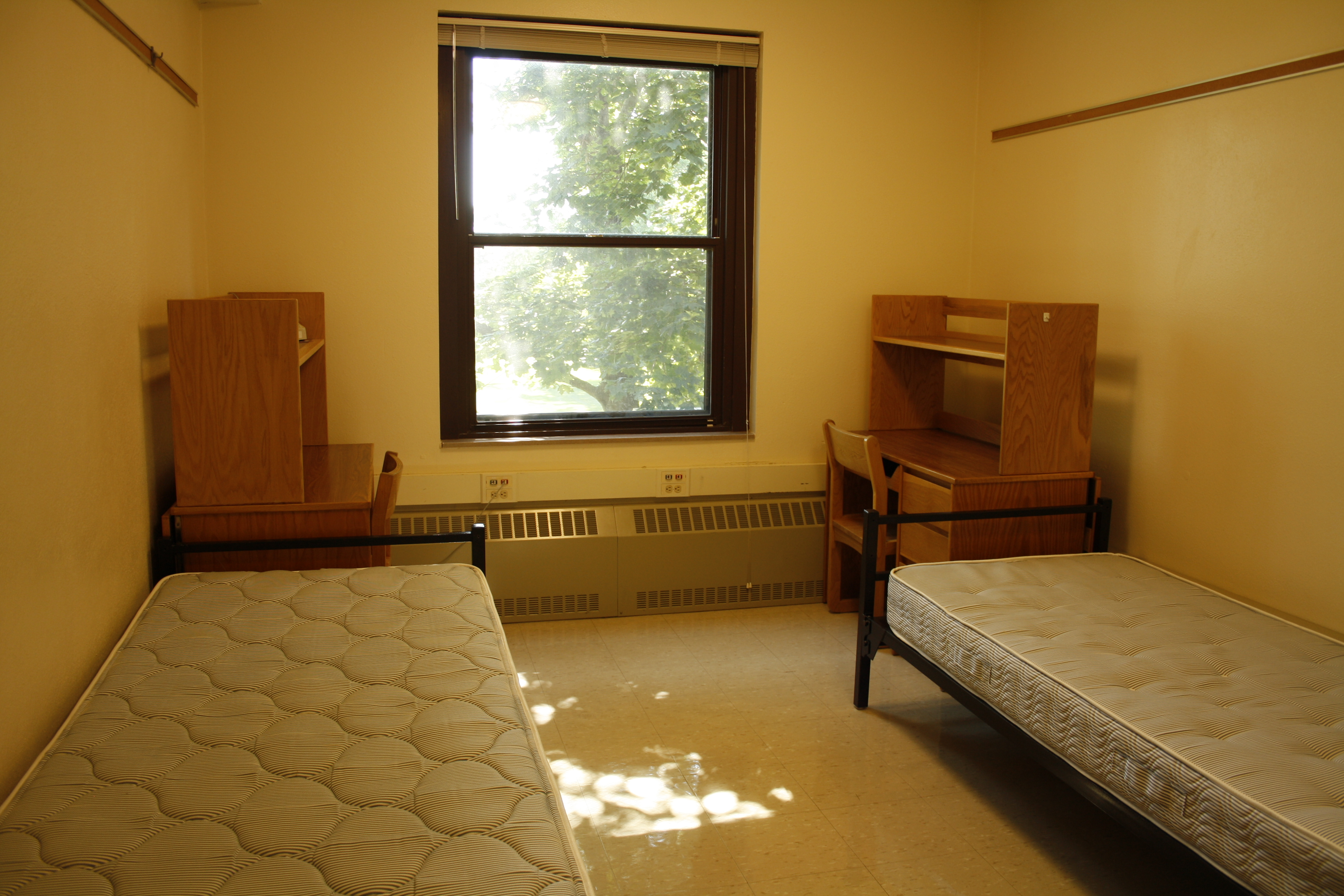 Residence Halls Grinnell College