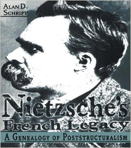 Nietzsche's French Legacy book cover