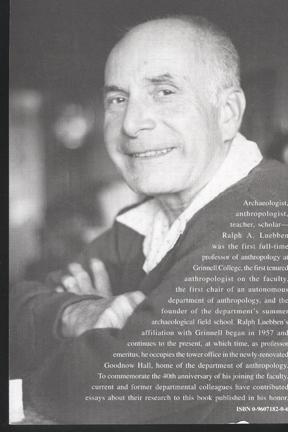 Ralph A. Luebben