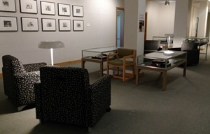 Grinnell College Libraries New Seating