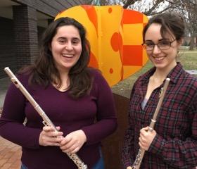 Fresh Flute graduates '16