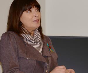 Marianna Goncharova Russian writer in residence