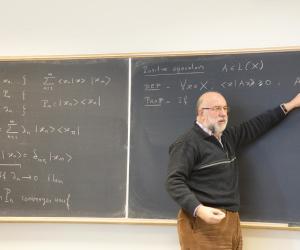 Manuel Gadella Spanish Physics Professor Heath Professorship Grinnell College
