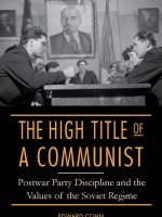 Cover of The High Title of a Communist