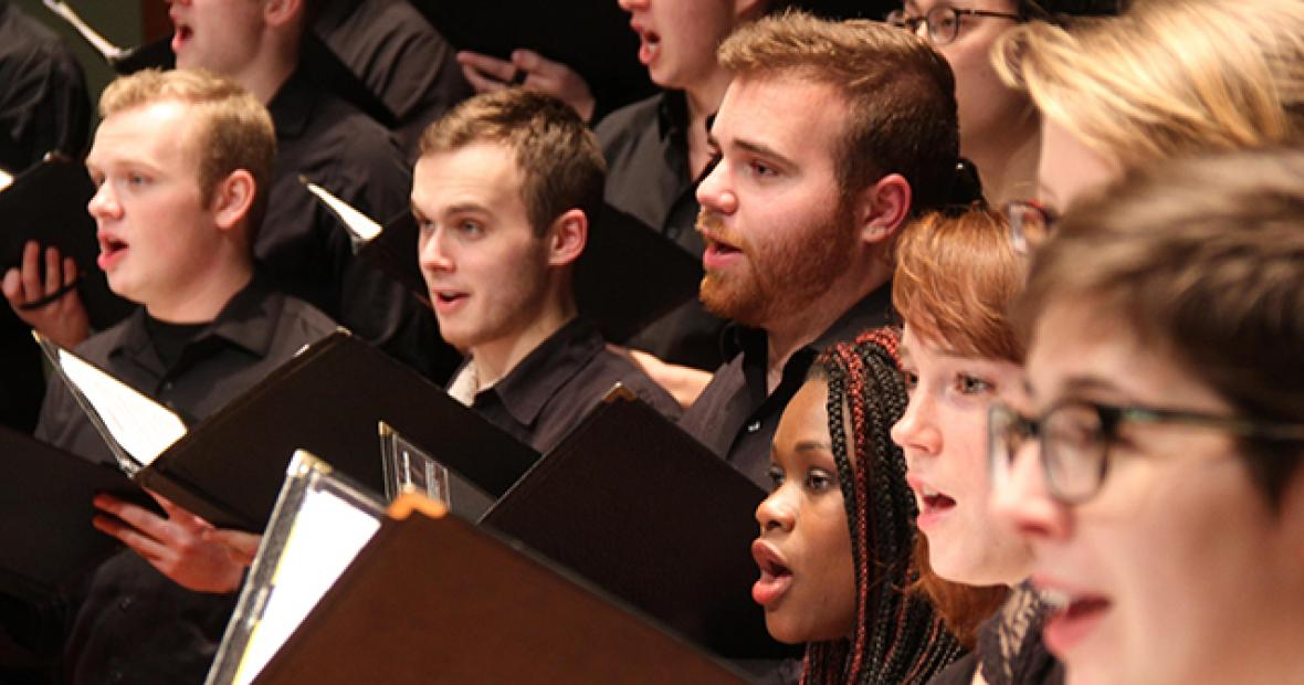 The Grinnell Singers To Perform Concerts in 6 States During