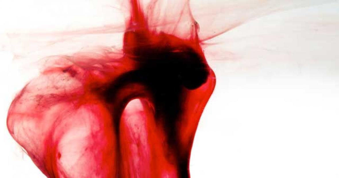 Menstrual blood sex — 2