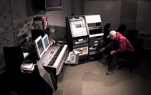 Bucksbaum Electronic Music Studio