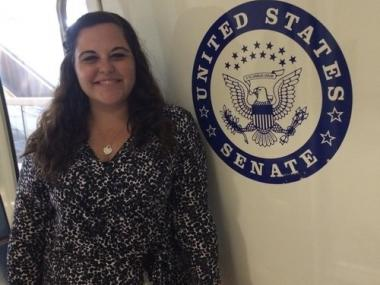 Abby Goreham '15, Rosenfield Grant Program