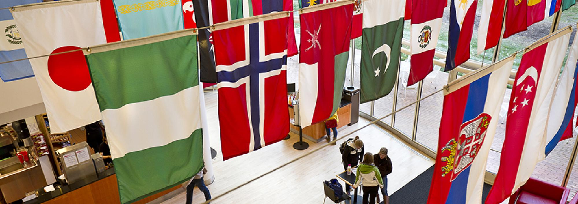 gallery of flags
