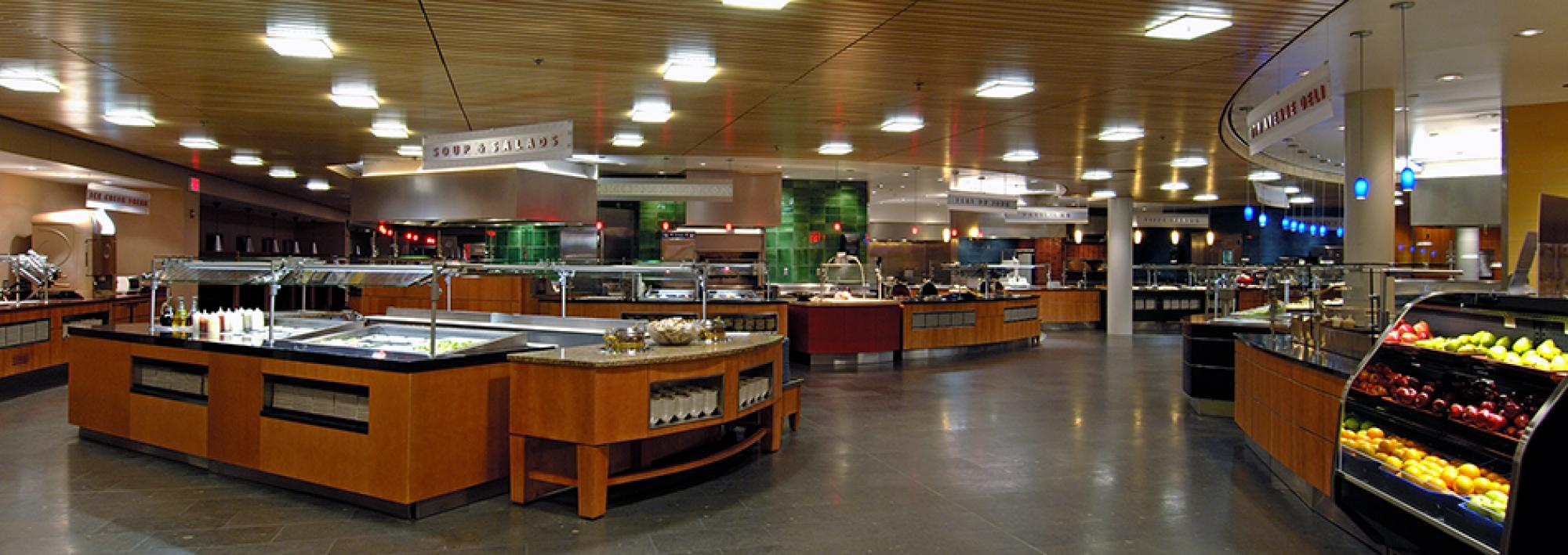 Dining services grinnell college for Dining hall pictures home