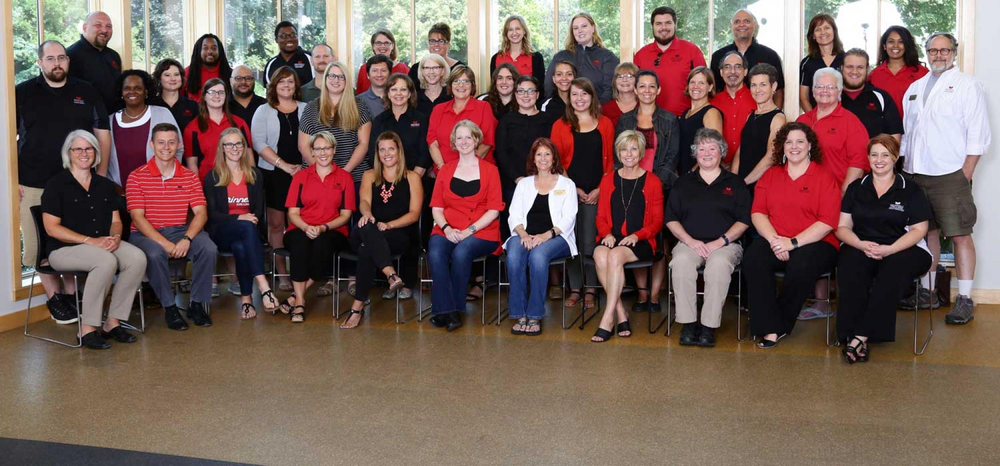Student Affairs Staff 2017-18