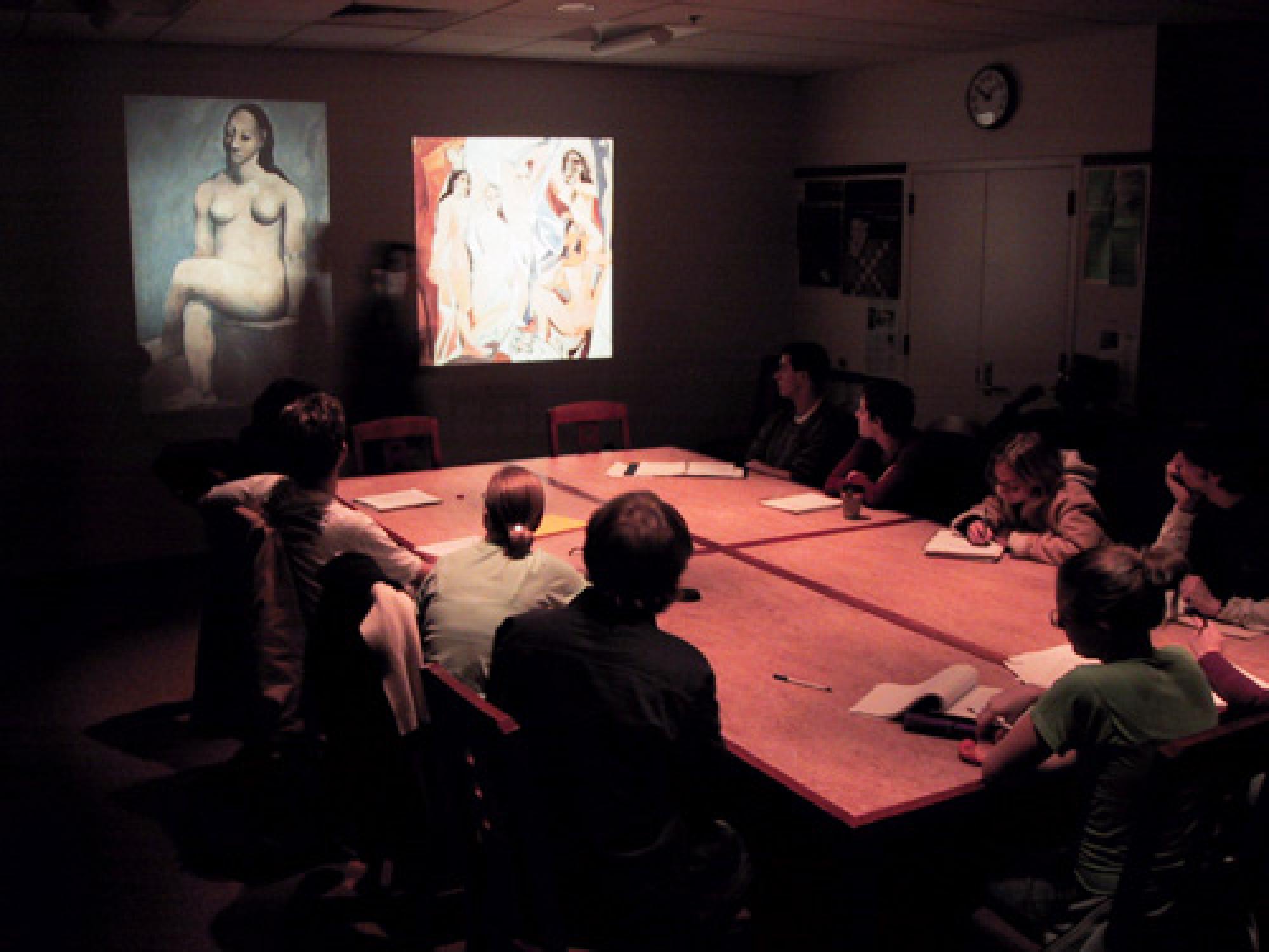 Art History Seminar Room