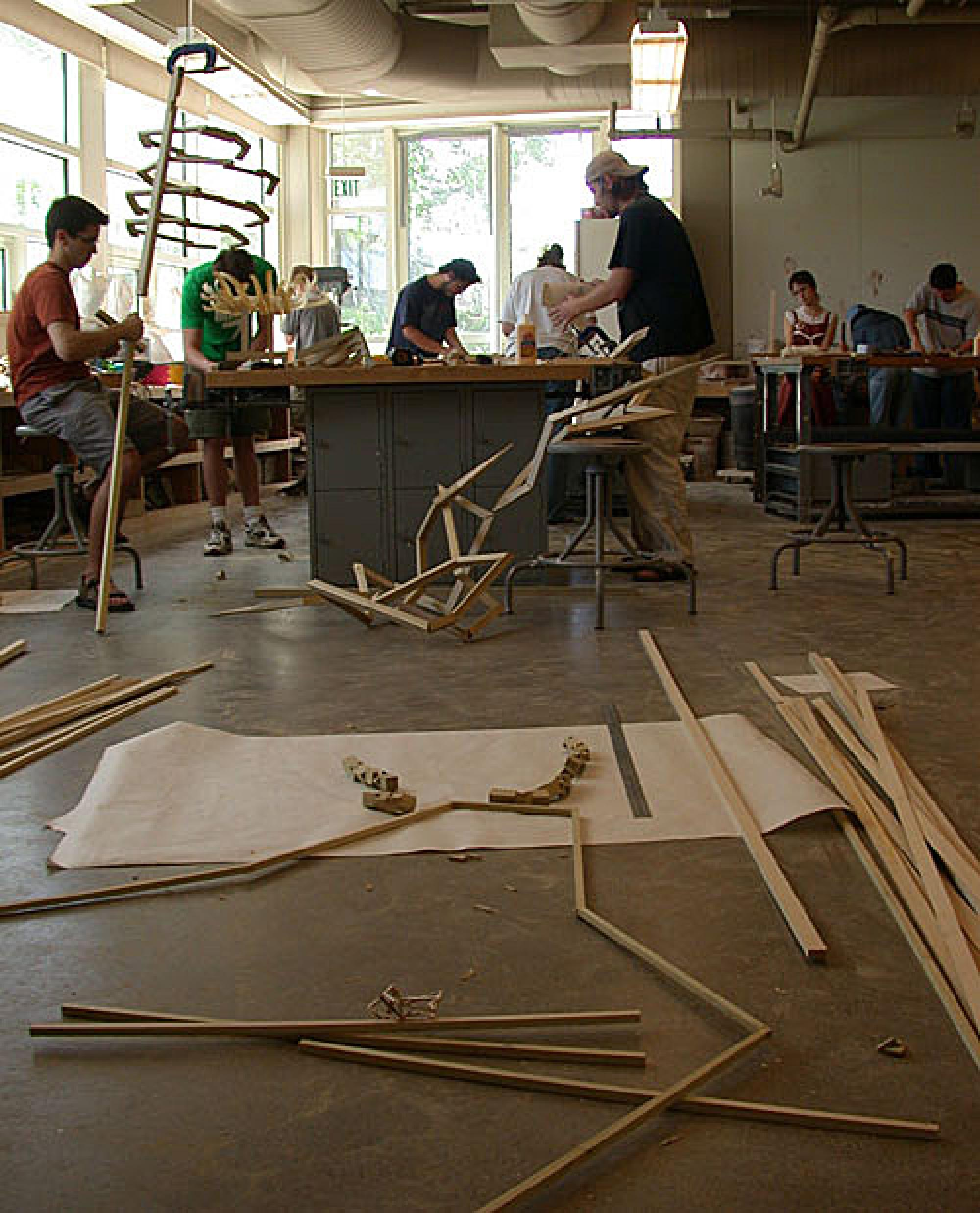 Bucksbaum Sculpture Studio