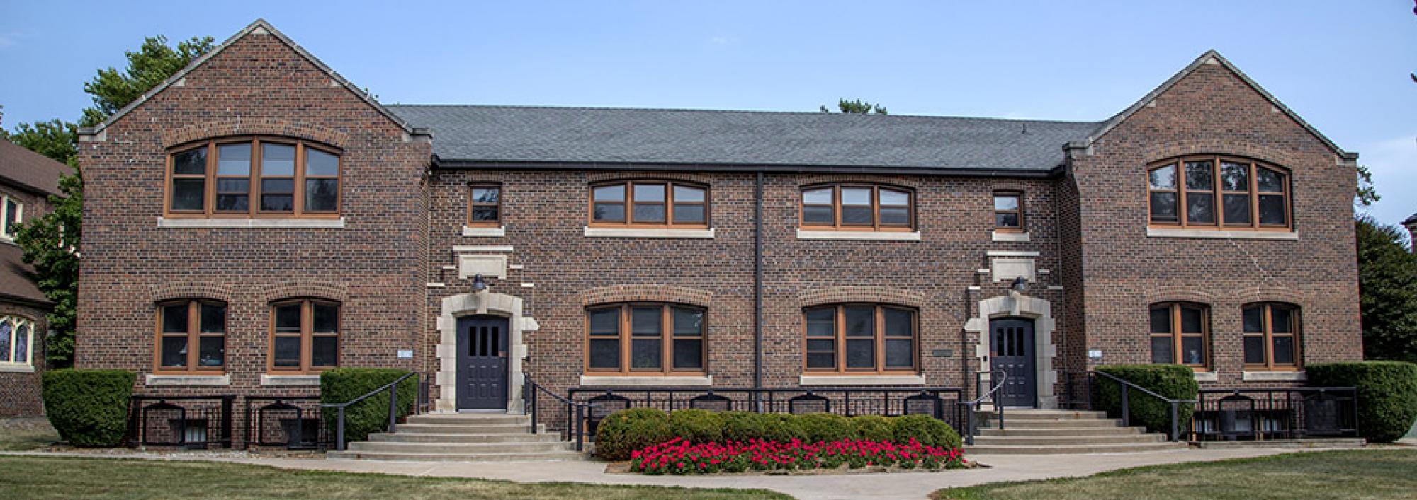 Steiner Hall exterior photo
