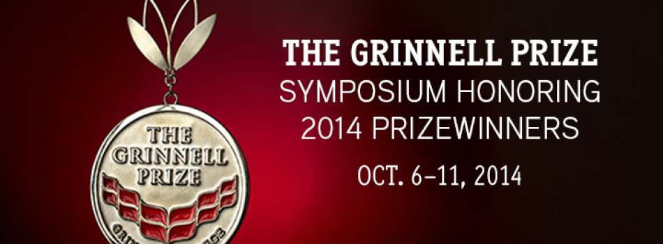 2014 Grinnell Prize Symposium
