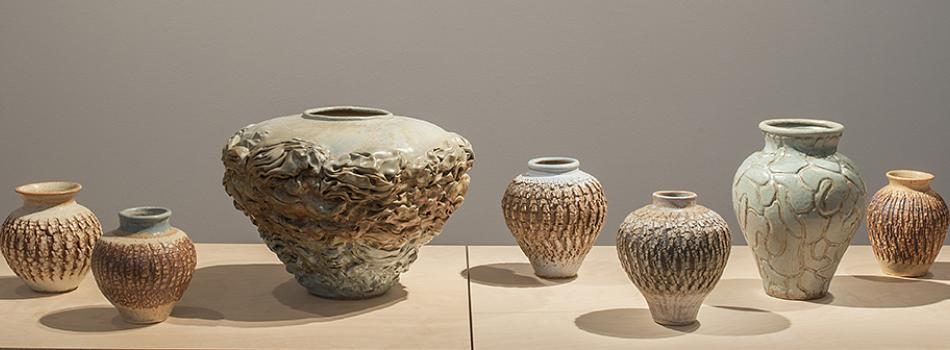 Jill Davis Schrift, Works in Clay